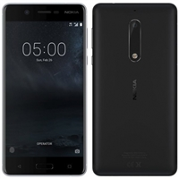 WholeSale Nokia 5 16GB Black Qualcomm Snapdragon 430 Mobile Phone