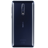 WholeSale Nokia 8 64GB Polished Blue, Android 7.1, Nougat, CMOS  Mobile Phone