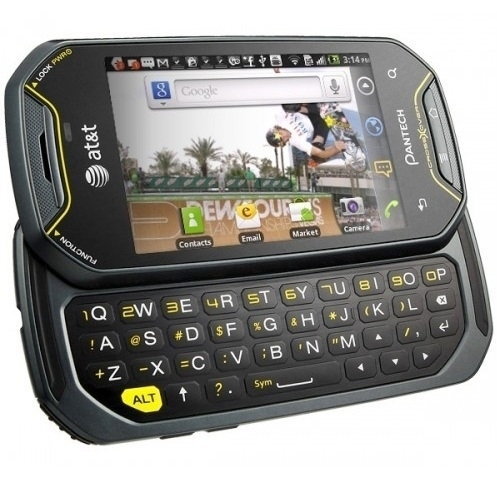 Whole Pantech Crossover P8000 3g Wi Fi Rugged Android At T Gsm Unlocked Ce