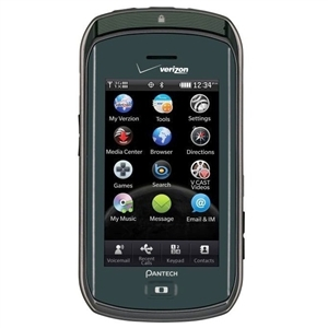 WHOLESALE, PANTECH CRUX GRAY VERIZON RB