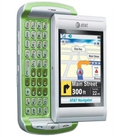 WHOLESALE QUICKFIRE GREEN 3G QWERTY KEYBOARD AT&T GSM UNLOCKED, RB