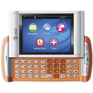 WHOLESALE NEW QUICKFIRE ORANGE 3G QWERTY KEYBOARD AT&T GSM UNLOCKED