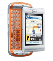 WHOLESALE, QUICKFIRE ORANGE 3G QWERTY KEYBOARD AT&T GSM UNLOCKED RB