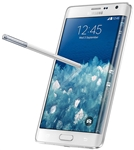 Samsung Galaxy Note 4 EDGE N915A 4G LTE WHITE GSM Unlocked Cell Phones