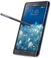 Samsung Galaxy Note 4 EDGE N915T 4G LTE Black GSM Unlocked Cell Phones