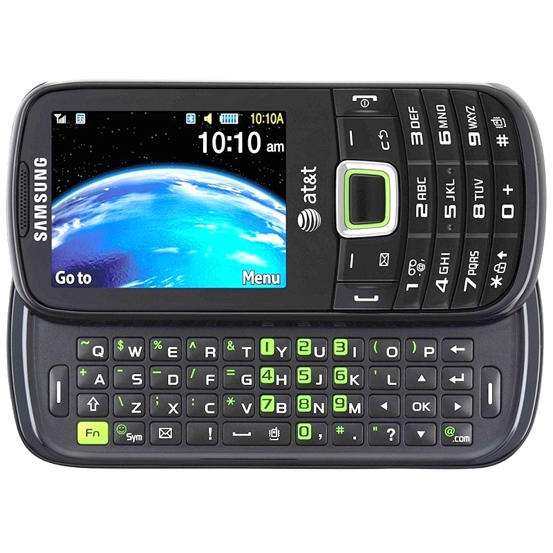wholesale cell phones wholesale mobile phones samsung a667 evergreen 3g qwerty keyboard at t. Black Bedroom Furniture Sets. Home Design Ideas