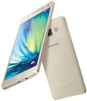 Wholesale Samsung GALAXY A5 A5000 Dual-Sim 4g Lte GOLD Cell Phones RB