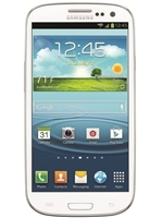 Samsung Galaxy S Iii I535 White 4G LTE Verizon Cell Phones