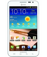 WHOLESALE SAMSUNG GALAXY NOTE 4G i717 WHITE ANDROID AT&T GSM UNLOCKED CRC