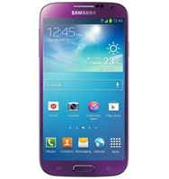 WHOLESALE SAMSUNG GALAXY S4 i9500 PURPLE 4G ANDROID AT&T GSM UNLOCKED RB