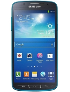 Samsung Galaxy S4 Active i537 4G LTE Blue Cell Phones Factory Refurbished