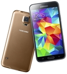 Samsung Galaxy S5 G900f Gold 4G LTE Cell Phones RB