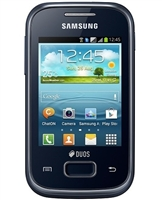 WHOLESALE NEW SAMSUNG GALAXY Y PLUS S5303 BLACK DUAL SIM BLACK