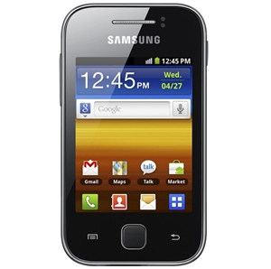 WHOLESALE NEW SAMSUNG GALAXY Y S5360 BLACK 3G WI-FI ANDROID 2.3.5