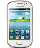 Wholesale Samsung Galaxy Young S6310 White Android Rb