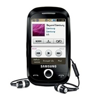 WHOLESALE NEW SAMSUNG CORBY GENIO S3650 TOUCHSCREEN BLACK GSM UNLOCKED