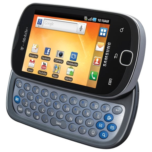 samsung mobile phones with qwerty keyboard and touchscreen android