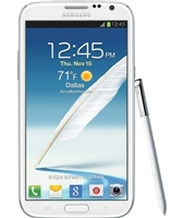 WHOLESALE SAMSUNG NOTE II i317 WHITE 4G LTE AT&T GSM 4G RB