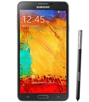 Samsung Galaxy Note III N9000A 4G Black Factory Refurbished, AT&T / H20 Locked