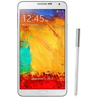 Wholesale Samsung Galaxy Note III N900a 4g Lte White At&T Rb