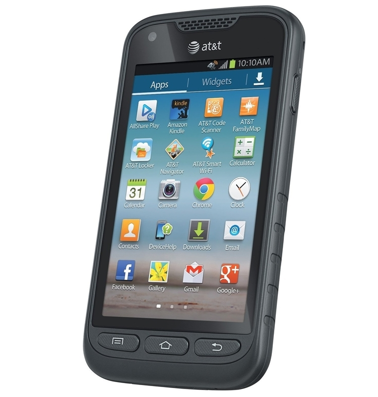 Wholesale Brand New Samsung Rugby PRO I547 Black Android ...