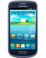 Samsung Galaxy S III Mini I8190 Blue Cell Phones RB
