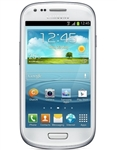 Samsung Galaxy S III Mini I8190 White Cell Phones RB