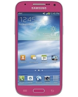 Samsung Galaxy S4 Mini I257 Pink 4G LTE GSM Unlocked Cell Phones RB