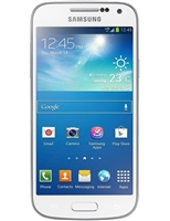 Samsung Galaxy S4 Mini I9195 White 4G LTE Android Cell Phones RB