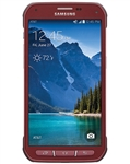 Samsung Galaxy S5 Active G870 Ruby Red 4G LTE Cell Phones CR