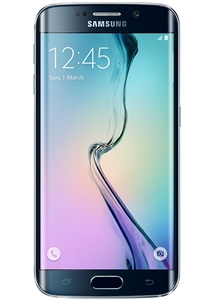 Wholesale New Samsung Galaxy S6 EDGE G925a BLACK SAPPHIRE 4G LTE Unlocked Cell Phones Factory Refurbished