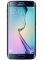 Wholesale New Samsung Galaxy S6 EDGE G925F BLACK SAPPHIRE 4G LTE Unlocked Cell Phones Factory Refurbished