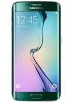 Wholesale New Samsung Galaxy S6 EDGE G925F GREEN EMERALD 4G LTE Unlocked Cell Phones Factory Refurbished