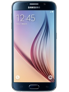 Wholesale New Samsung Galaxy S6 G920t Black Sapphire 4G LTE GSM Unlocked Cell Phones Factory Refurbished