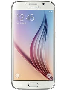 Wholesale Samsung Galaxy S6 G920v WHITE Sapphire 4G LTE Verizon / PagePlus Unlocked Cell Phones A-Stock