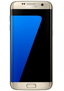 Wholesale New Samsung Galaxy S7 EDGE G935a GOLD 4G LTE GSM Unlocked Cell Phones Factory Refurbished