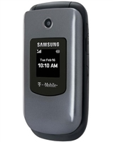 WHOLESALE  SAMSUNG T139 GREY T-MOBILE GSM CELLPHONE RB