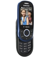 WHOLESALE SAMSUNG T249 BLUE T-MOBILE GSM CELLPHONE FACTORY REFURBISHED