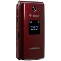 WHOLESALE SAMSUNG T339 FLIP GSM UNLOCKED RED FACTORY REFURBISHED, T-MOBILE