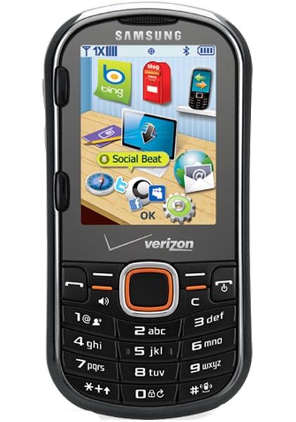 Wholesale Samsung Intensity 2 U460 Verizon Pageplus Cdma