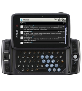 WHOLESALE SIDEKICK LX 2009 BLACK T-MOBILE  GSM WHOLESALE SMARTPHONES RB