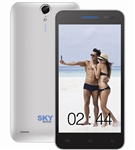 Wholesale Brand New SKY 5.0S Silver 4G Cell Phones