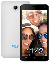 Wholesale Brand New SKY 5.0-W Silver 4G GSM Unlocked