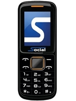 Wholesale Brand New Social Micro FB-203 Black Unlocked Cell Phones