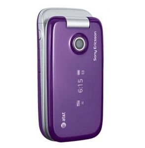 WHOLESALE SONY ERICSSON Z750a GSM UNLOCKED FACTORY REFURBISHED PURPLE