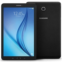 "WholeSale Samsung T560 Galaxy Tab E 9.6"" Wifi Black, USB 2.0 1.5 GB Tab"