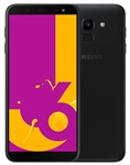 Wholesle Samsung J600 Galaxy J6 Black cell phone