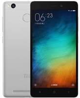 Xiaomi RedMi 3S 16GB Black 4G LTE Unlocked Cell Phones Factory Refurbished