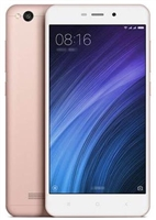 Xiaomi RedMi 4A 16GB White/Gold 4G LTE Unlocked Cell Phones Factory Refurbished