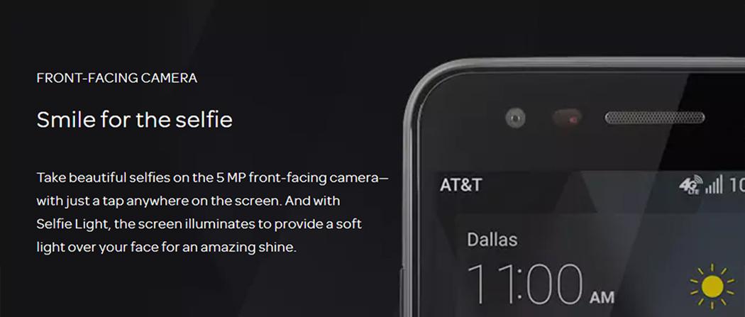 Wholesale Brand New LG PHOENIX 3 4G LTE BLACK ANDROID GSM